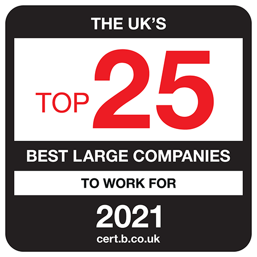 KGA ranked #12 in the annual Best Companies List 2021
